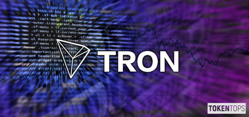News on cryptocurrency tron